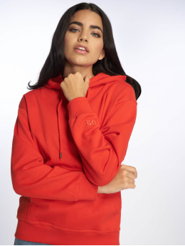 DEF Sweat capuche  rouge
