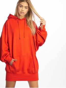 DEF Sweat capuche Heido  rouge