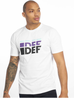 DEF T-Shirt Joey blanc