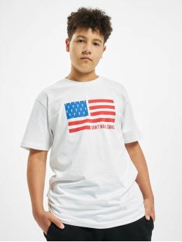 DEF T-Shirt Don't Walk Dance blanc