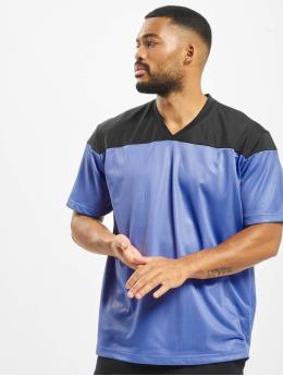 DEF T-Shirt Pitcher blau