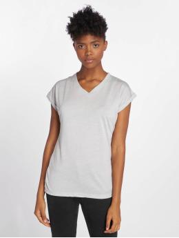 DEF T-Shirt Iris grau