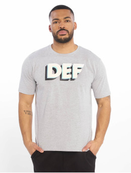 DEF T-shirt Moses grigio