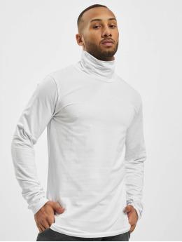 DEF T-Shirt manches longues Basic   blanc