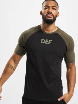 DEF t-shirt Case  olijfgroen