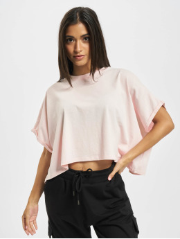 DEF T-Shirt Mani  rosa