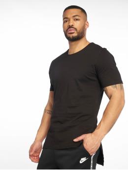 DEF T-Shirt Perch schwarz