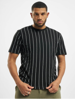 DEF T-Shirt Lucky schwarz