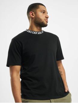 DEF T-shirt Nick svart