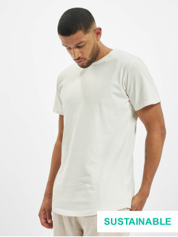 DEF T-Shirt Sustainable Organic Cotton white