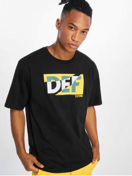 DEF t-shirt Joey zwart