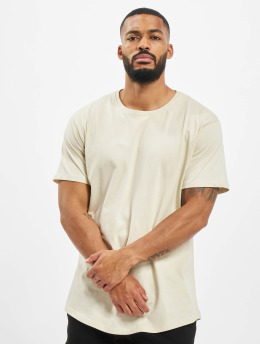 DEF T-shirts Dedication beige