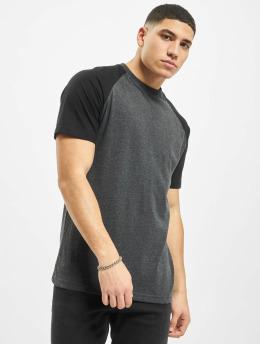 DEF T-shirts Roy grå