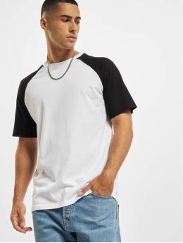 DEF T-shirts Roy hvid