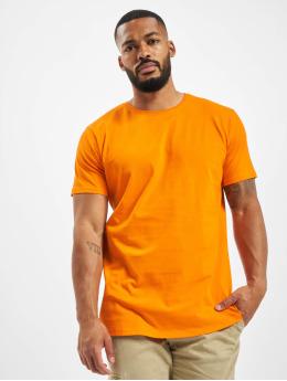 DEF T-shirts Dedication orange