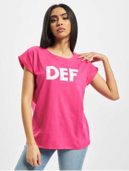 DEF T-shirts Sizza  pink