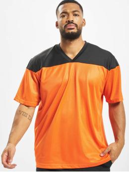 DEF T-shirts Pitcher rød