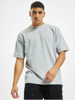 DEF T-skjorter Basic grå