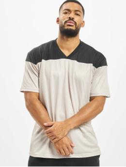 DEF T-skjorter Pitcher grå
