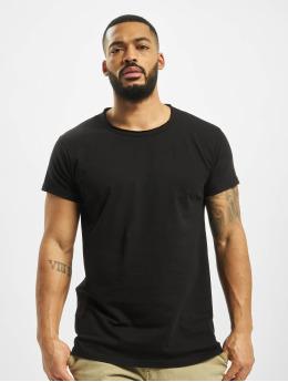 DEF T-skjorter Edwin svart