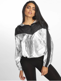 DEF Transitional Jackets Glossy sølv