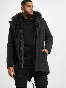 DEF Winterjacke Rich schwarz