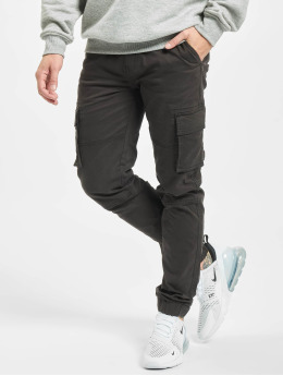 Denim Project Cargo pants Cargo  svart