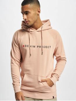 Denim Project Hoodie Logo rose
