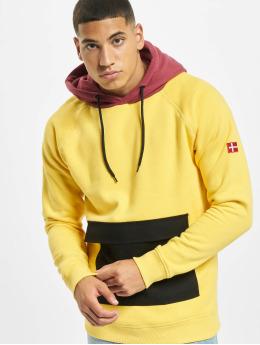 Denim Project Hoodie Paplo yellow