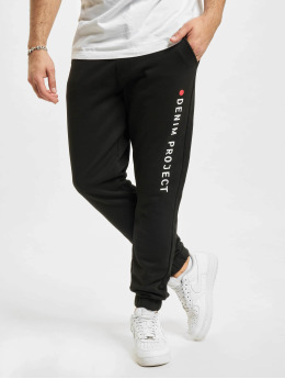 Denim Project Jogging Logo noir