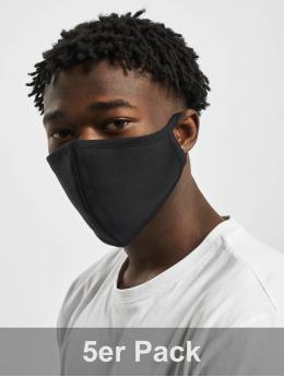 Denim Project More 5 Pack Face Mask black