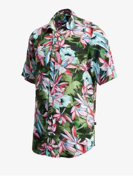 Denim Project overhemd Grande S/S groen