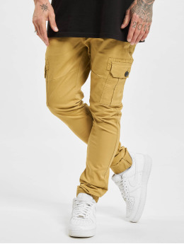 Denim Project Pantalon cargo Caka kaki