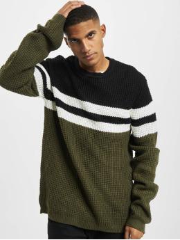 Denim Project Pullover Stripe  black