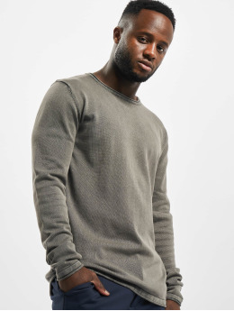 Denim Project Pullover The Knit grau