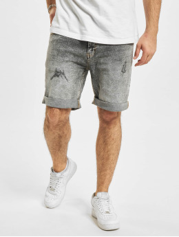 Denim Project Short Mr Orange Light Destroy gris
