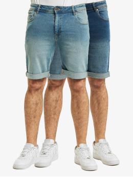 Denim Project Shorts Mr Orange 2-Pack blau