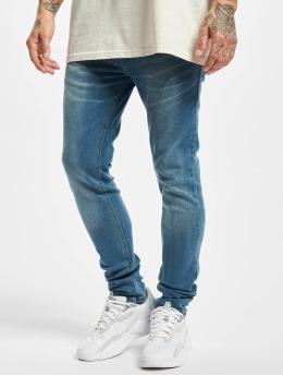 Denim Project Skinny Jeans Flex  blau