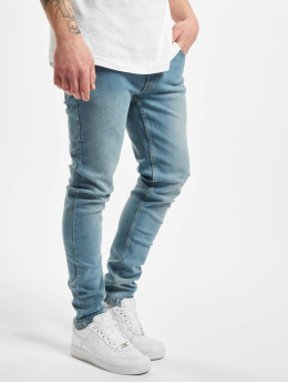 Denim Project Skinny jeans Mr. Red blauw