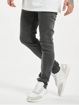 Denim Project Skinny jeans Mr. Red grijs