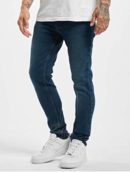 Denim Project Skinny Jeans Mr. Red  modrý