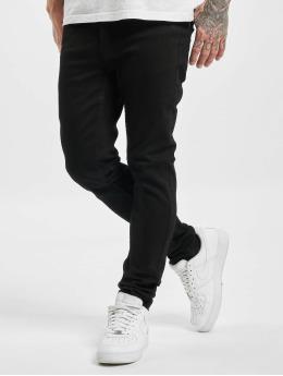 Denim Project Skinny jeans Mr. Green zwart