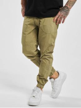 Denim Project Slim Fit Jeans  DPRB Slim grön