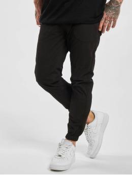 Denim Project Slim Fit Jeans DPRB  svart