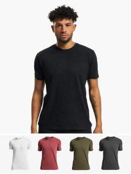 Denim Project T-Shirt 5-Pack grau
