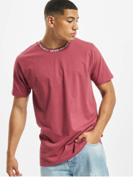 Denim Project T-Shirt Firat  rot