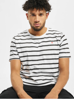 Denim Project T-Shirt Stripe  white