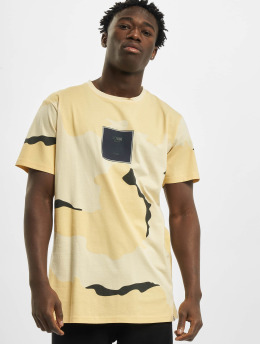 Denim Project T-shirts Front S Logo camouflage