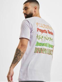 Denim Project T-shirts Mojo  lilla
