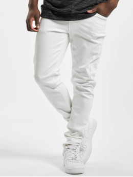 Denim Project Vaqueros pitillos Mr. Red  blanco